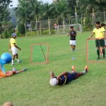 Camps of Dehradun Football Academy in India